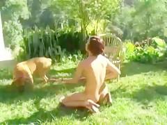 aline private dog