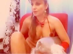 penelope webcam dog Sex show